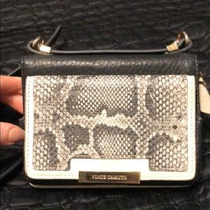 Vince Camuto Cross Body Cell Phone case & wallet